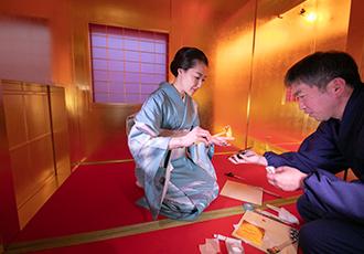 Gold Leaf Making