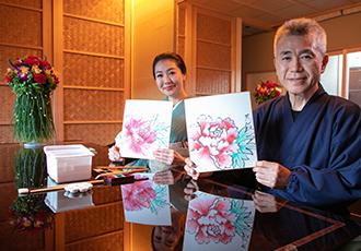 日本画讲座